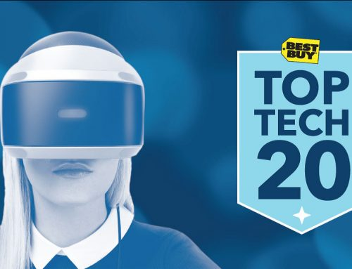 Best Buy Unveils Top Tech 20 Holiday Gifts