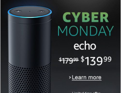 Amazon Cyber Monday Deals Now Live!