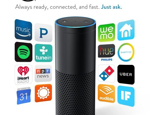 HOT DEAL 11/7 Only – Amazon Echo $40 Off!