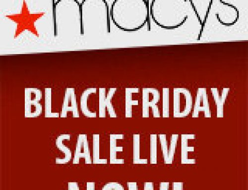 Macy's Black Friday Sale is Now Live!