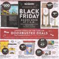 PetSmart Black Friday 2016 Ad - Page 1