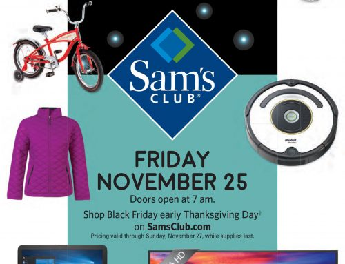 Sam's Club Black Friday 2016 Ad Unveiled!